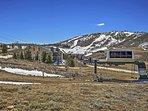 You'll be near Ski Granby Ranch!