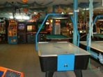 The Arcade also has Pool Tables, Ping Pong and Air Hockey