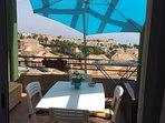 Studio apartment with magnificent Sea vews over Mediterranean! Beach, Golf resort Alcaidesa, Spain