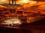 Interior Concert Hall, Koncerthuset