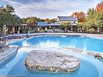 The Beach Club offers 2 pools and spas to enjoy.