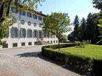 Historic Villa Guinigi beautifully restored and maintained