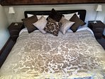 Super King-Size Bed