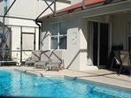 Covered Lanai & Pool Deck