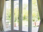 Patio doors - Garden Room Ensuite