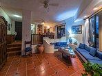 Nicte Ha's living room