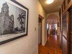 Nicte Ha entry hallway