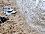 Come Belize it on Flip Flop Beach!