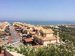 Studio Apartment with magnificent Sea views! Beach & Golf resort Alcaidesa, Spain!