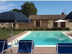 Il Villino di Cortona (Property at exclusive use)
