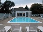 Outdoor Pool; Open Seasonally