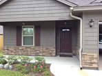 Brand new Craftsman style home