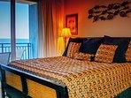 NEW iComfort mattress in master bedroom.