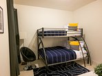 Bunked Bed Room