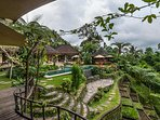 Heaven in Bali - Main Villa, pool and terraces