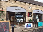 Art gallery in Holmfirth