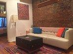 Living Room: Comfortable, Clean, Convenient