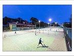 Play tennis? Eastern suburbs tennis club is across the road!