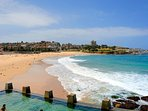 Coogee Beach and ocean pool: perfect sydney beach at your doorstep