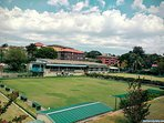 Enjoy lawn bowls? Coogee bowling club is next to the tennis club across the road