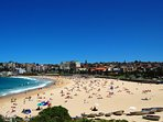 Coogee Beach is on your doorstep less than 5 minutes walk!