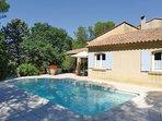 3 bedroom Villa in Venejan, Gard, France : ref 2220946
