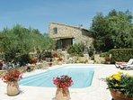 2 bedroom Villa in Lussan, Gard, France : ref 2221001