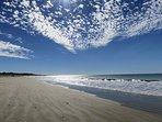 5 kms de plage