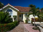 Beautiful 3 bedroom villa in secure guest friendly gated community.