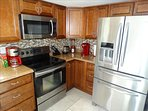 REMODELED Kitchen includes all STAINLESS STEEL Appliances!