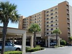 You will want to come back time after time to Canaveral Beach 402 at Canaveral Towers!