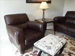 Comfortable to the max!  445 Furniture is excellent and totally comfortable - we tested it!