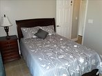 2nd Bedroom is a QUEEN and features a new HDTV and a