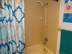 Extra clean!  445 Comes with a CLEANLINESS GUARANTEE!  You will LOVE the feel of this place!