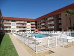 Swim OCEANFRONT!  The ONLY Beach Front Swimming Pool Condo in Cocoa Beach!