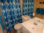 Luxury #1 features REMODELED bathrooms that are amazing!