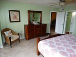 Master Bedroom is VERY LARGE and has a SLEEP NUMBER Bed that YOU control!