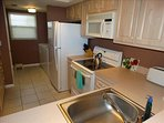 NEWLY REMODELED Kitchen in your #66!  Book Your Week NOW!