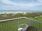 You will LOVE your #66 PRIVATE Balcony!  Sit out all day long and listen to the waves!