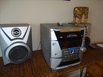 WOW!  Outstanding STEREO System!  Jam out to your favorite Tunes on your Livingroom Stereo!
