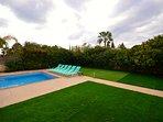 villa sofia ayia napa private pool and gardens