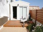 villa sofia ayia napa en suite ground floor and  fourth bedroom