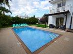 villa sofia ayia napa private swimming pool