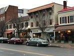 Historical Nassau street