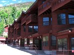 Summer at Twining 5 in Taos Ski Valley is the coolest spot in New Mexico for summer weather, easy walk to lifts...
