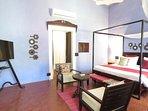 Fuchsia Bedroom