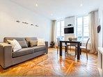 Appartement 43 m² jusqu'à 4 personnes 15 min Paris