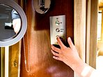 Narrowboat Grouse: At the touch of a button, the beds glide away, providing more space for daytime.
