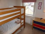 Bedroom 4  - full sized bunk beds