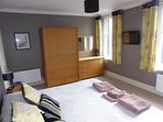 Second tv/dvd in bedroom 2 - ideal for family groups